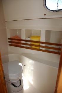 Salle de bain du carré