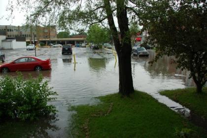 Inondation Vieux-Longueuil