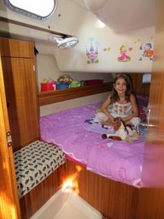 La cabine de Léa