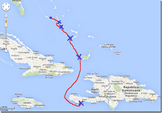 Bahamas-Haiti