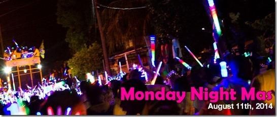 Monday Night Mas